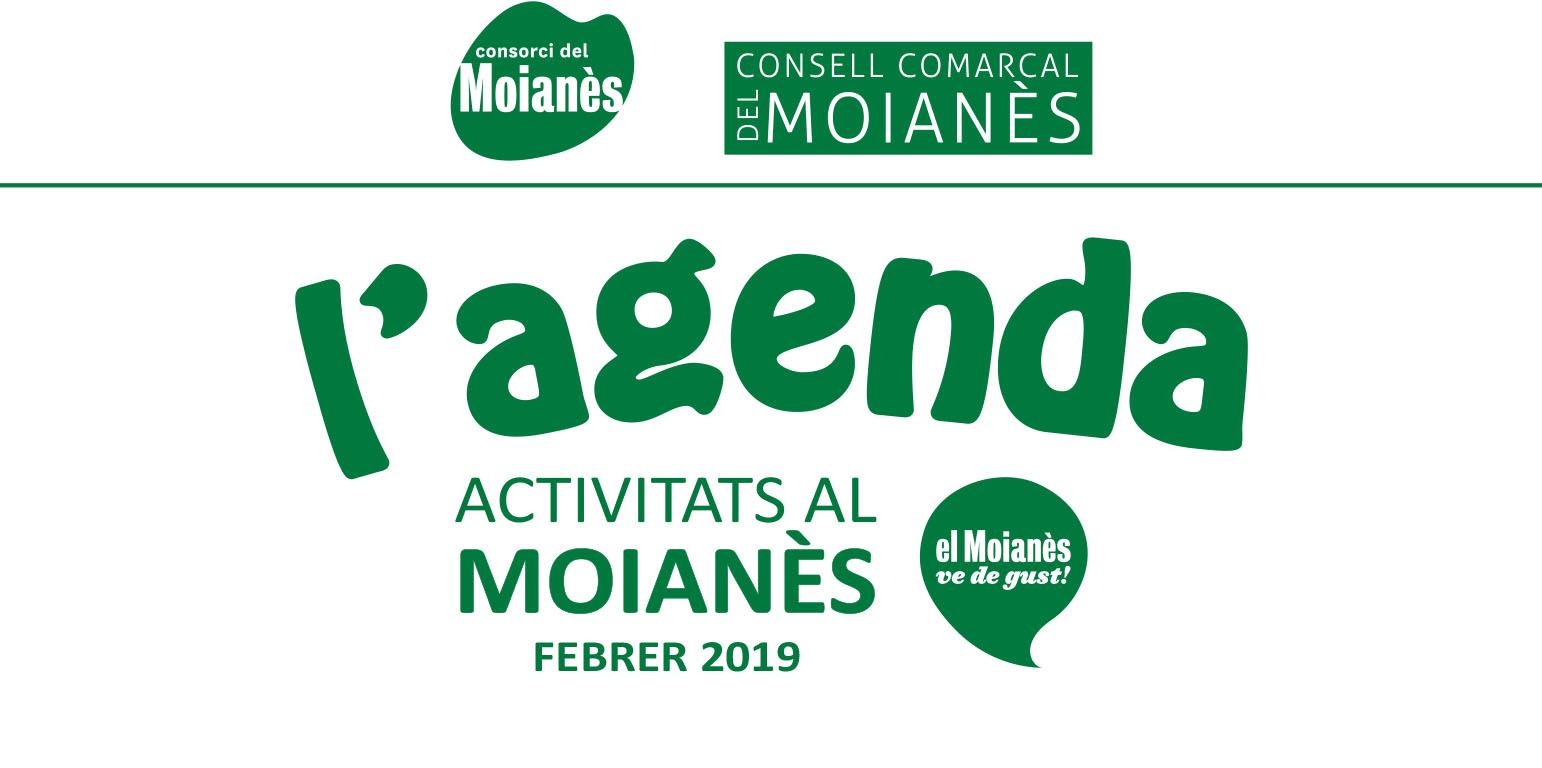 Agenda d'activitats Febrer 2019
