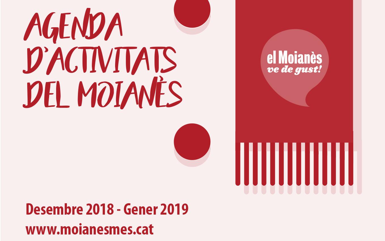 Agenda d'activitats Nadal 2018-2019